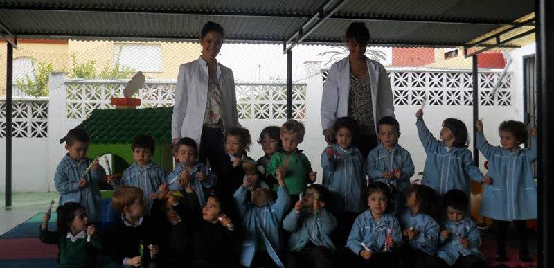 children a free dental check-up. Dental Clinic Marbella.