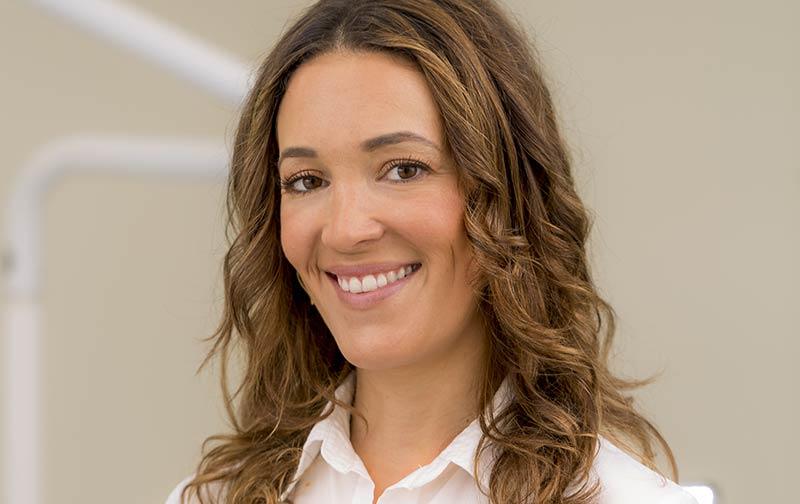 Dentist Dr Nadine Hotz. Dental Clinic Marbella.
