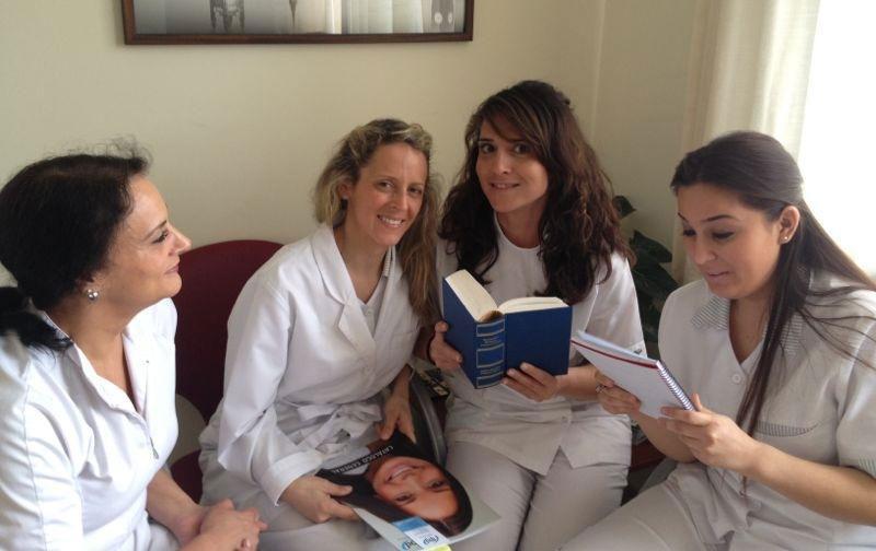 dental assistants. Dental Clinic Marbella.