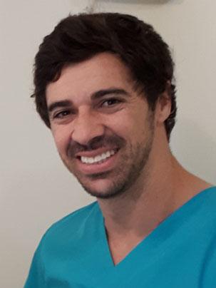 Recepción Alfonso, Clínica Dental Dra Hotz en San Pedro de Alcántara (Marbella)
